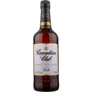 Canadian Club, Blended Canadian Whisky 40%-20