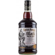 Captain Morgan Black Spiced Rum 40% 100cl-20