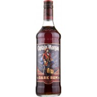 Captain Morgan Dark Rum 40%-21