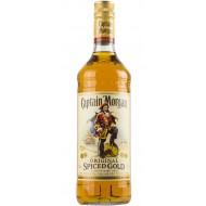 Captain Morgan Original Spiced Gold Rum 35%-20