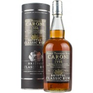 Caroni 1996 18 år Port Finish Trinidad and Tobago Bristol Classic Rum 46%-20