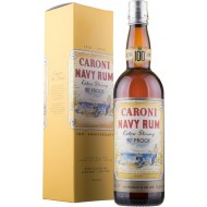Caroni Navy Rum, Extra Strong 18 år 100th Anniversary 51,4% Velier-20