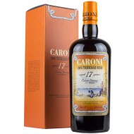 Caroni 17 år 110° Proof, Extra Strong 55% Velier-20