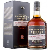 Chairmans Reserve, Finest Saint Lucia Rom, The Forgotten Cask 40%-20