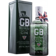 Chase Williams Great British Extra Dry Gin 40% m/Box-21