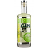 Citrum Gin Premium Distilled Citrus Spices 40%-20