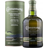 Connemara Original Irish Peated Single Malt Irish Whisky 40%-22