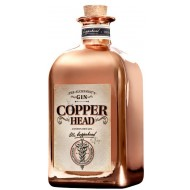 Copperhead London Dry Gin 40% 50cl-21