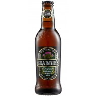 Crabbies Alcoholic Ginger Beer 4% 50cl-20