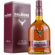 Dalmore 12 år Highland Single Malt Whisky, 40%-21