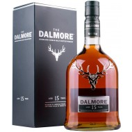 Dalmore 15 år Highland Single Malt Whisky, 40%-20