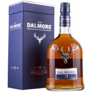 Dalmore 18 år Highland Single Malt Whisky 43%-20