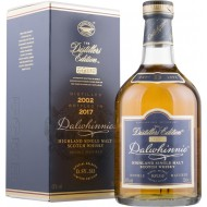 Dalwhinnie 2002 (bottled 2017) Distillers Edition, Oloroso Cask Finish Whisky 43%-21