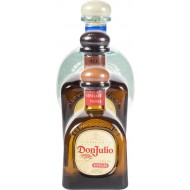 Don Julio Anejo/Reposado/Blanco 3 stk.-20