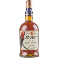 Doorlys 5 år Fine Old Rum, Barbados 40%-20