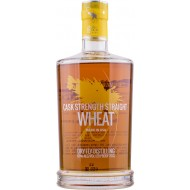Dry Fly Cask Strength Straight WHEAT Whiskey 60%-20