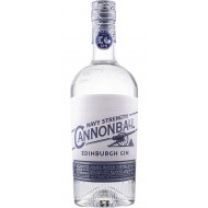 Edinburgh Cannonball Navy Strength Gin 57,2%-21