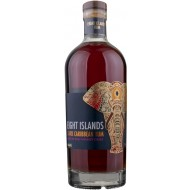 Eight Islands Dark Caribbean Rum 40%-21