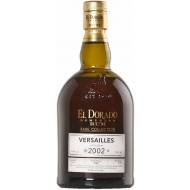 El Dorado Rare Collection 2002 Versailles Rum, Cask Strength 63%, Guyana-20
