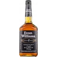Evan Williams Black Label, Kentucky Straight Bourbon Whiskey 43% 100cl-20