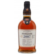 Foursquare 2007 12 Års Exceptional Cask Selection 59%-20