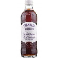 Franklin, Dandelion and Burdock, Lemonade 27,5cl-20