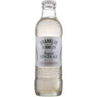 Franklin, Brewed Ginger Ale 20cl-20
