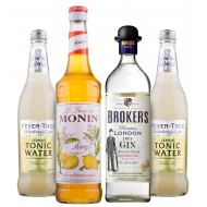 Gin Hass Pakke Brokers Gin, Mango Sirup and Tonic-21