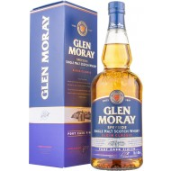 Glen Moray Classic, Port Cask Finish Single Malt Whisky 40%-20