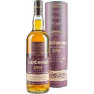 Glendronach Julemalten 2019 11 år Highland Single Malt Whisky 2008 46%-20