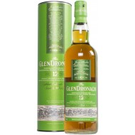 GlenDronach 12 år Single Malt Whisky DK edition 46%-20