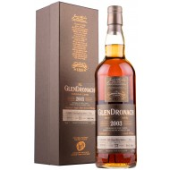 GlenDronach 13 år 2003 Single Cask 52,5%-20