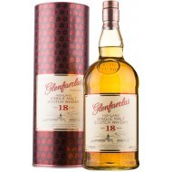 Glenfarclas 18 år Single Malt Whisky 43% 100cl-20