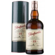Glenfarclas 21 år Single Malt Whisky 43%-20