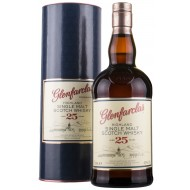 Glenfarclas 25 år Single Malt Whisky 43%-20