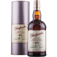 Glenfarclas 40 år Single Malt Whisky 46%-20