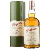Glenfarclas 8 år Single Malt Whisky 40%-20