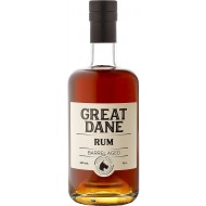 Great Dane Rum 40%-21