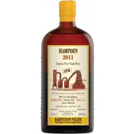 Hampden 2011 LFCH 7 år Jamaican Pure Single Rum 60,5%-20