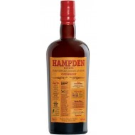 Hampden Estate Overproof Pure Single Jamaican Rum 60%-21