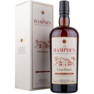 Hampden Great House Distllery Edition Old Pure Single Jamaican Rum, 59%-20