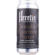 Heretic, Chocolate Hazelnut Porter 7% (Dåse)-20