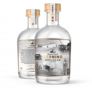 Herning Gin Limited Batch Distilled Gin, 42%-21