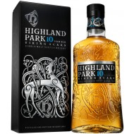 Highland Park 10 år Viking Scars Single Malt Whisky 40%-20