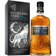 Highland Park 14 år Loyalty of the Wolf Single Malt Whisky 42,3% 100cl-20