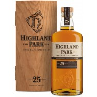 Highland Park 25 år Single Malt Whisky 45,7%-20