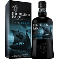 Highland Park Voyage of the Raven Single Malt Whisky 41,3%-21