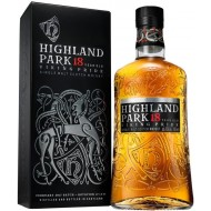 Highland Park 18 år Viking Pride Single Malt Whisky 43%-20