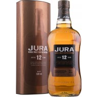 Jura 12 år, Single Malt Scotch Whisky 40%-20