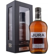 Jura 21 år, Single Malt Scotch Whisky 44%-20